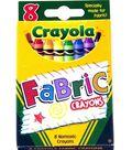 8 Ct Fabri Crayon