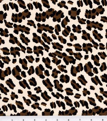 Alova Print Fabric Cheetah