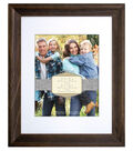 Wall Frame 11X14 To 8X10-Palonia Brown
