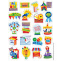 Popcorn Scented Stickers 12 Packs