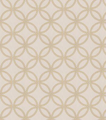 "Eaton Square Lightweight Decor Fabric 51""-Alana/Lemon"