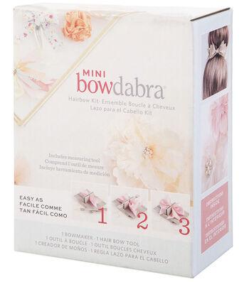 Darice Bowdabra Hair Bow Making Kit