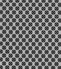 Quilter\u0027s Showcase Fabric 44\u0027\u0027-Black Geometric