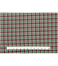 Christmas Cotton Fabric 43\u0022-Etched Plaid