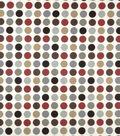 Home Decor 8\u0022x8\u0022 Fabric Swatch-Eaton Square Dora /  Red