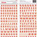 Big Top Dreams Thickers Stickers 5.5\u0027\u0027X11\u0027\u0027 212/Pkg-Alpha/Puffy