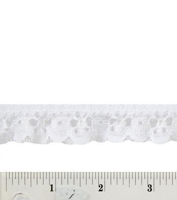 3/4'' Scalloped Lace