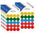 Carson Dellosa Multicolor Smiley Face Stickers 12 Packs