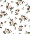 Simply Spring 60\u0027\u0027 Round Tablecloth-Floral