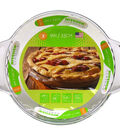 Clear Glass Pie Plate