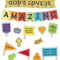 God\u0027s Love Is Amazing Bulletin Board Set