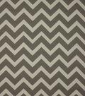 Home Essentials Lightweight Decor Fabric 45\u0022-Zagami Grey