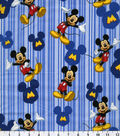 Disney Mickey Mouse Cotton Fabric -Character
