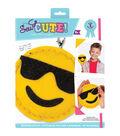 Sew Cute Mini Felt Kit-Emoji Sunglasses