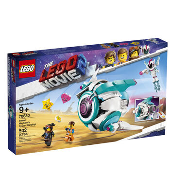 LEGO Movie Sweet Mayhem's Systar Starship! 70830