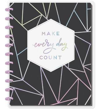 The Happy Planner Happy Notes BIG Notebook-Geo