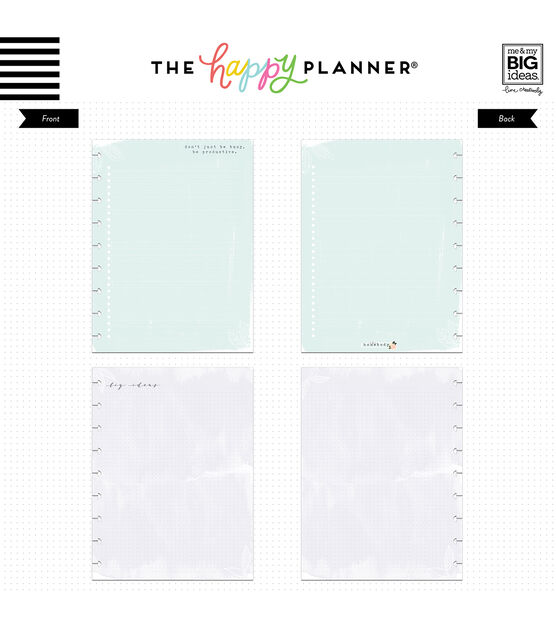 The Happy Planner Girl Classic Paper Homebody Colored, , hi-res, image 2
