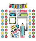 Bold & Bright Welcome Bulletin Board Set, 2 Sets