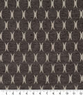 Robert Allen @ Home Upholstery Swatch 54\u0022-Plush Form Charcoal