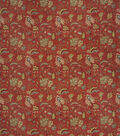 French General Lightweight Decor Fabric 54\u0022-Contrast/Rural Red