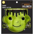 Wilton Maker\u0027s Halloween Jumbo Cookie Cutter-Frankenstein