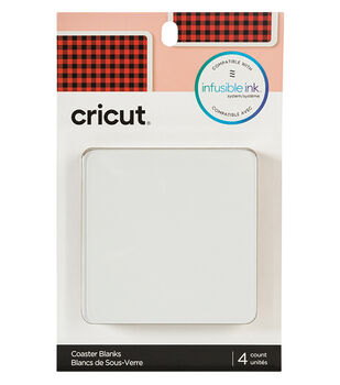 Cricut Infusible Ink Coaster Blank-Square