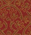 Home Decor 8\u0022x8\u0022 Fabric Swatch-Barrow M6583-5458 Cardinal