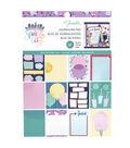 Shimelle Sparkle City Single-Sided Paper Pad 6\u0022X8\u0022 36pk