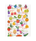 Dimensions Counted Cross Stitch Kit-Fruits & Veggies