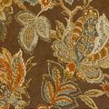 Waverly Multi-Purpose Décor Fabric 9\u0022x9\u0022 Swatch-Brompton Amber