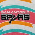 San Antonio Spurs Cotton Fabric -Vintage Logo