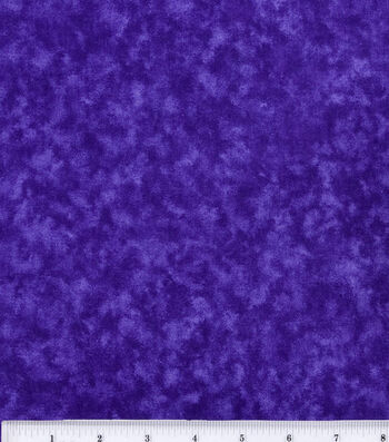Keepsake Calico Cotton Fabric -Purple Tonal