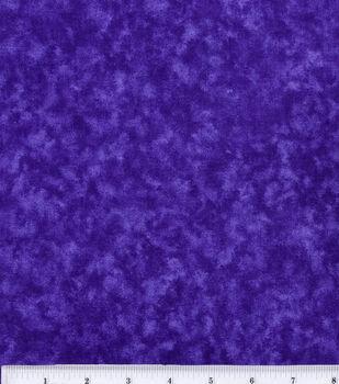 Keepsake Calico Cotton Fabric -Purple Tonal