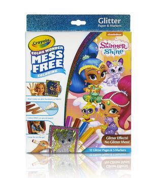 Crayola Shimmer N Shine Glitter Set