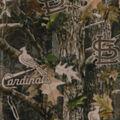 St. Louis Cardinals Fleece Fabric-TrueTimber