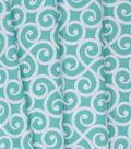 Home Essentials Lightweight Decor Fabric 45\u0022-Teal Seddon Panorama