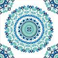 WallPopsNuWallpaperJasmine Medallion Peel And Stick Wallpaper