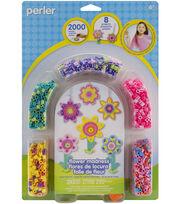 Perler Bead Set-Flower Madness, , hi-res