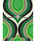 Home Decor 8\u0022x8\u0022 Fabric Swatch-HGTV HOME Groove Move Malachite