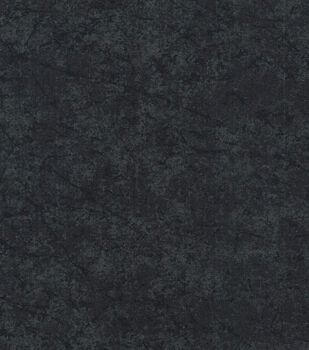 Keepsake Calico Cotton Fabric -Black Distressed