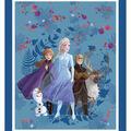 Disney Frozen 2 Fabric Panel-Friends Forever