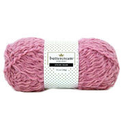 Buttercream Luxe Craft Angel Hair Yarn, , hi-res