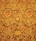 Home Decor 8\u0022x8\u0022 Fabric Swatch-Upholstery Fabric Barrow M7336 53330 Caramel