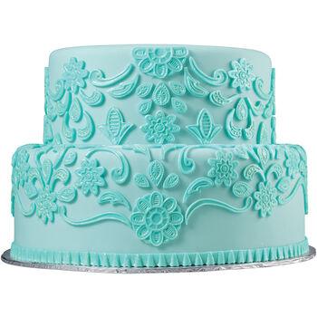 Wilton Fondant Gum Paste Mold-Lace