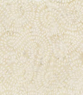 Premium Cotton Batik Fabric-Mosaic Swirl
