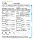Butterick Pattern B6424 Misses\u0027 Ponchos, Top, Skirt & Pants-Size 6-14