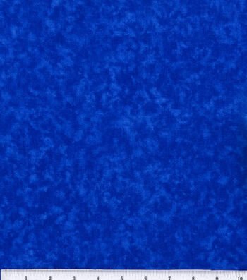 Keepsake Calico Cotton Fabric -Blue Tonal