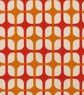 Waverly® Multi-Purpose Decor Fabric 56\u0022-Unparalleled/Tangerine