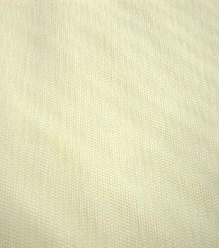Casa Collection Mesh Fabric -Eggnog