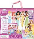 Disney Princess 2 Dress Up Storybook Paper Doll Kit